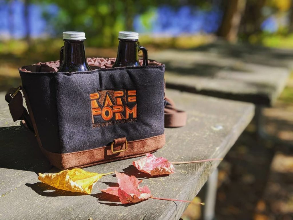 Everything you need for an autumn picnic! Get out there and enjoy this weather….